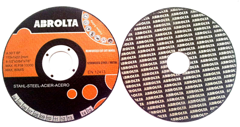 Abrolta Cutting Discs Suppliers